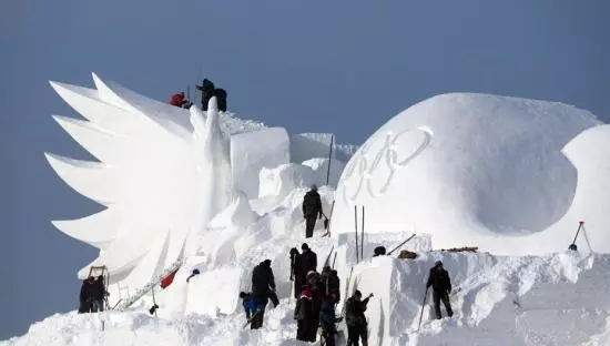 第三届吉林冰雪产业齐乐娱乐手机版在长春拉开冰雪盛宴