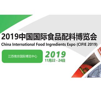2019中国国际调味品及食品配料展览会